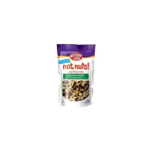 Enjoy Life Foods Not Nuts! Mountain Mambo Trail Mix Gluten Free (6x6 Oz)