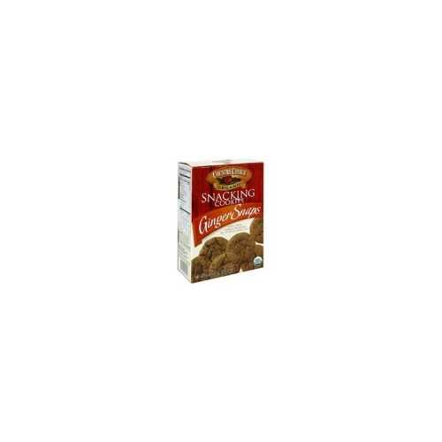 Country Choice Ginger Snaps Box (6x8 Oz)