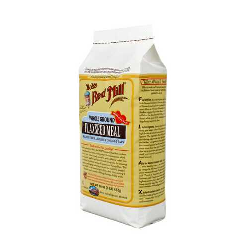 Bob's Brown Flaxseed Meal ( 4x32 Oz)