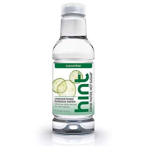 Hint Cucumber Water (12x16 Oz)