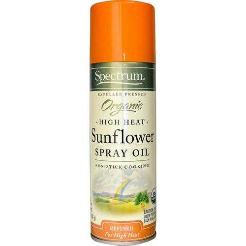 Spectrum Naturals High Heat Sunflower Spray ( 6x5 Oz)