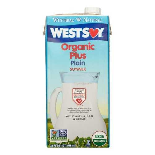 Westsoy Plain Westsoy Plus (12x32 Oz)