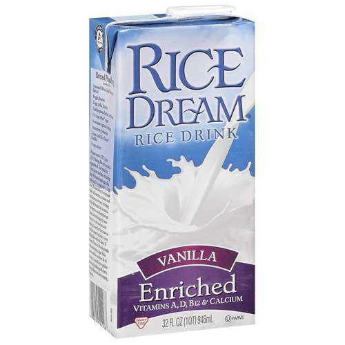 Imagine Foods Enriched Vanilla Rice Beverage (8x64 Oz)