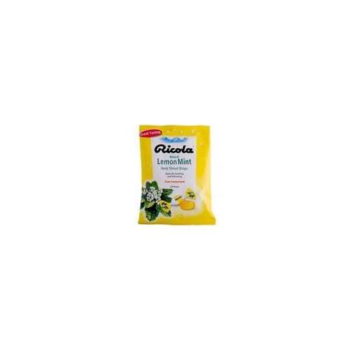 Ricola Lemon Mint Throat Drop (12x24 CT)