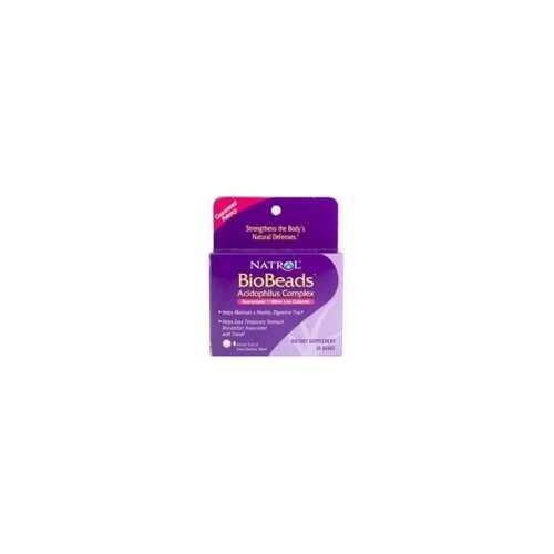 Natrol Biobead Probiotic Acidophilus (30 Bead)