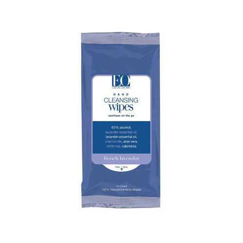 Eo Products French Lavender Cleansing Wipes (6x10 CT)