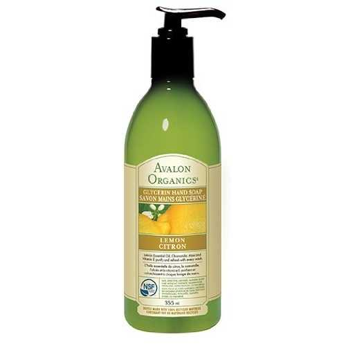 Avalon Lemon Liquid Glycerine Hand Soap (1x12 Oz)
