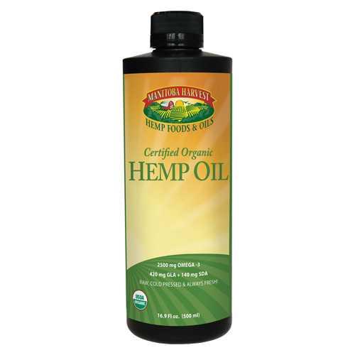 Manitoba Harvest Hemp Seed Oil ( 1x8 Oz)