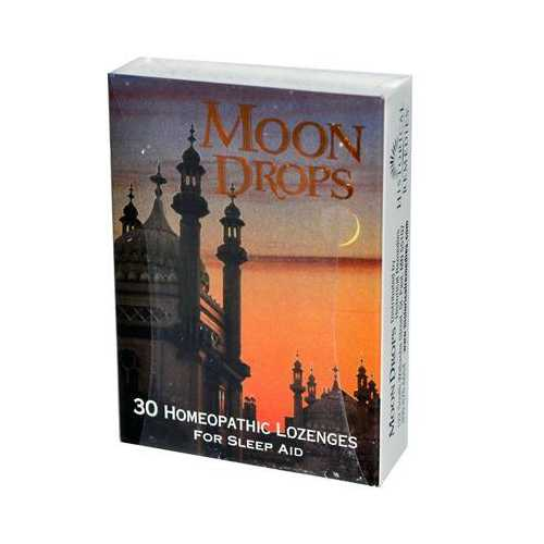 Historical Remedies Homeopathic Moon Drops (12x30 MINTS)