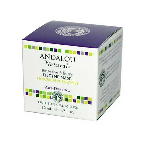 Andalou Naturals Bioactive 8 Berry Enzyme Mask (1x1.7 Oz)