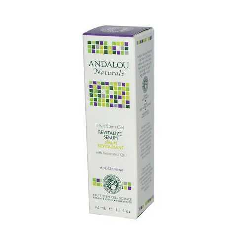 Andalou Naturals Fruit Stem Cell Revitalize Serum (1x1.1 Oz)