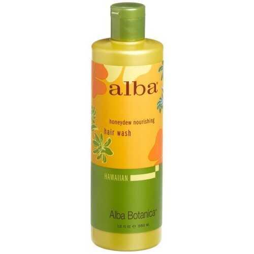 Alba Botanica Honeydew Nourishing Shampoo (1x12Oz)