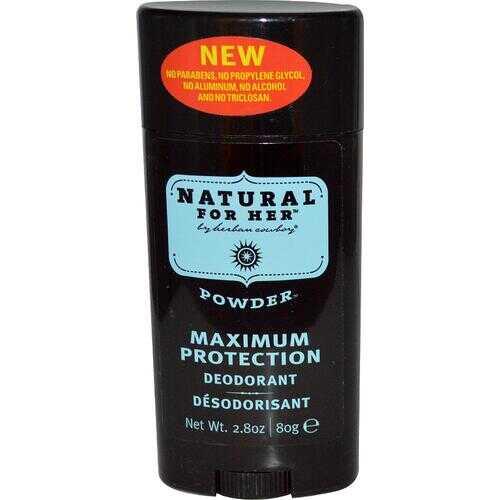 Herban Cowboy Deodorant Powder (2.8 Oz)
