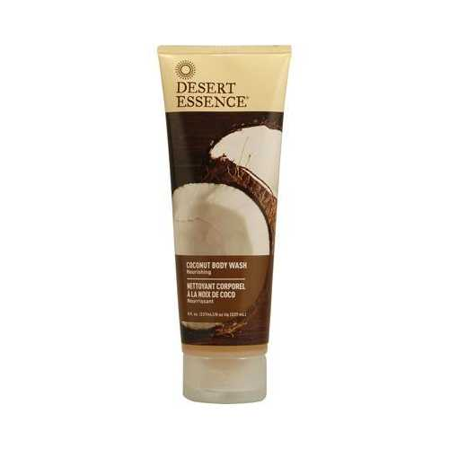 Desert Essence Coconut Body Wash (1x8 Oz)