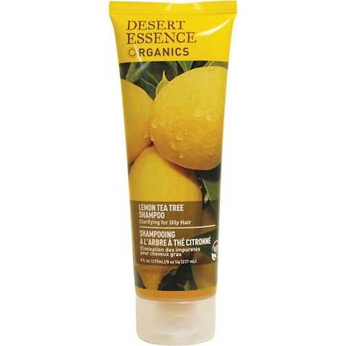 Desert Essence Tea Tree Lemon Shampoo (1x8 Oz)