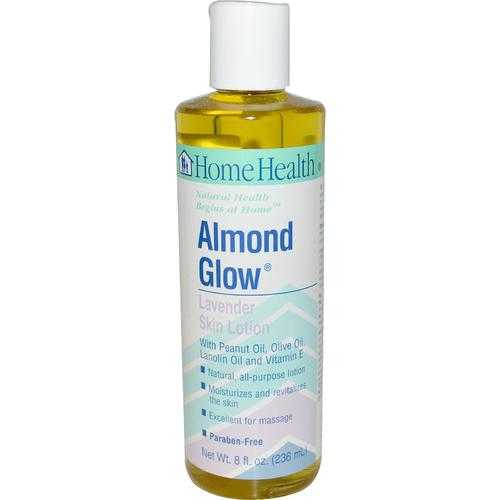 Home Health Almond Glow Lotion Lavender (1x8 Oz)