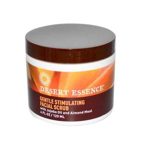 Desert Essence Gentle Stimulate Face Scrub (1x4 Oz)
