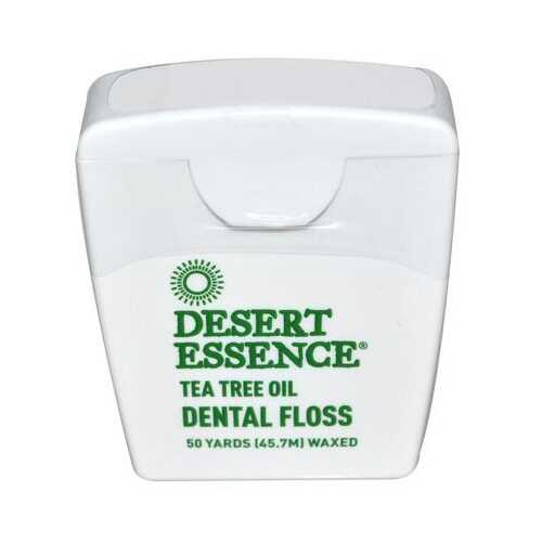 Desert Essence Dental Floss (6x50 YD)