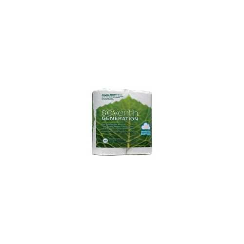 Seventh Generation Bath Tissue, 100% Recycled 300shts (4x12 CT)