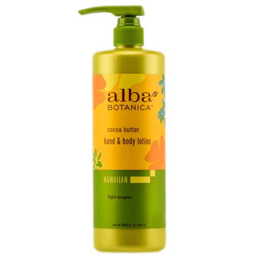 Alba Botanica Hawaiian Coconut Butter Body Lotion (1x24 Oz)