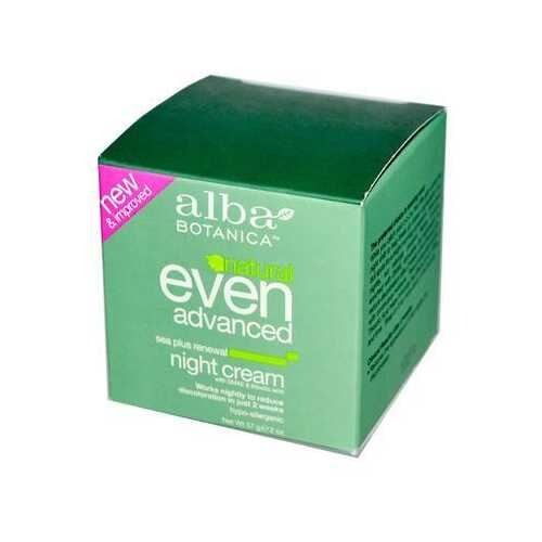 Alba Botanica Sea Plus Renewal Cream (1x2 Oz)