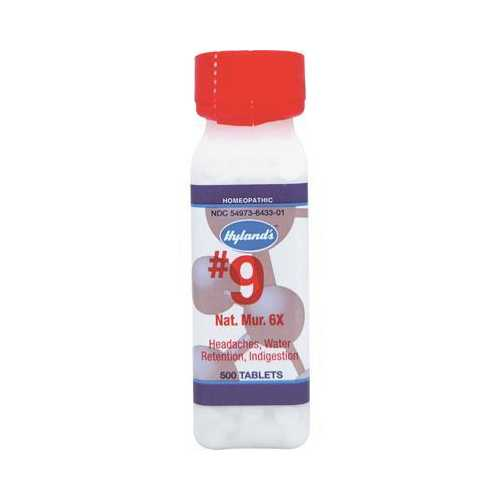 Hyland's Natrum Mur 6x Cell Salts (1x500 TAB)