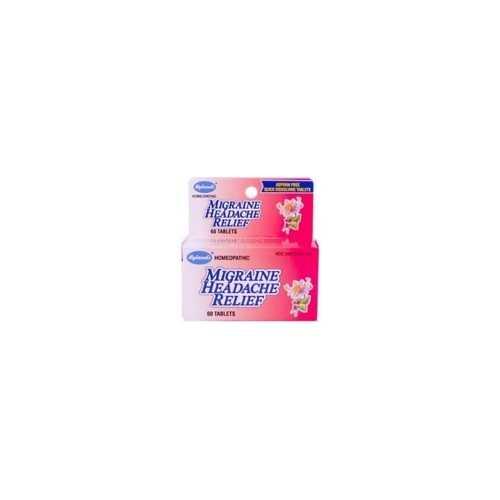 Hyland's Migraine Headache Relief (1x60 TAB)