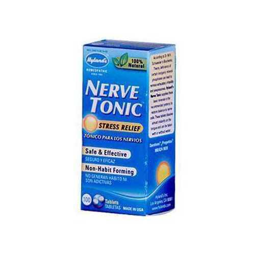 Hyland's Nerve Tonic Tablets (1x100 TAB)