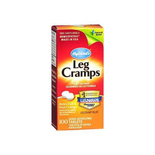 Hyland's Leg Cramps (1x100 TAB)