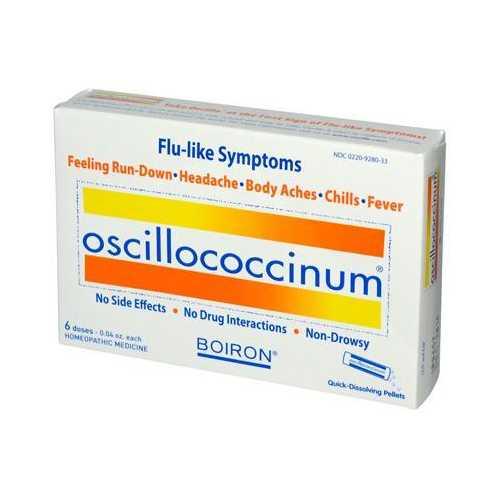 Boiron Oscillococcinum (1x6 Dose)