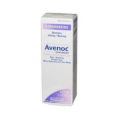 Boiron Avenoc Ointment (1x1 Oz)