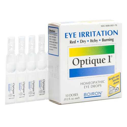 Boiron Optique 1 Eye Drops (1x10 Dose)
