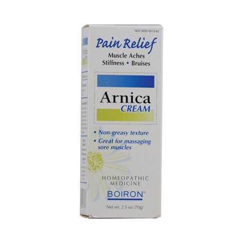 Boiron Arnica Cream (1x2.5 Oz)