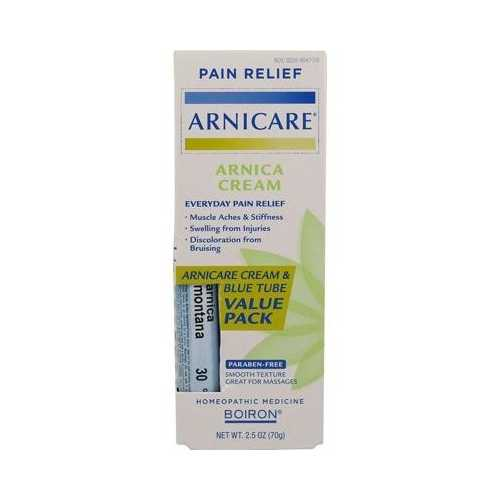 Boiron Arnicare Cream Value Pack (1x2.6+30c)