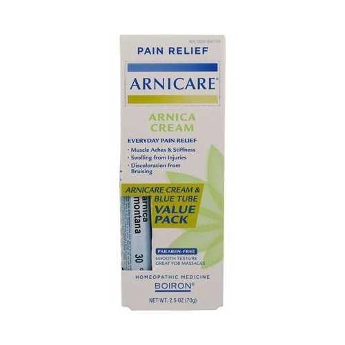 Boiron Arnicare Cream Value Pack (1x2.6+30c)