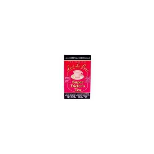 Laci Le Beau Original Super Diet Tea (1x30 Bag)