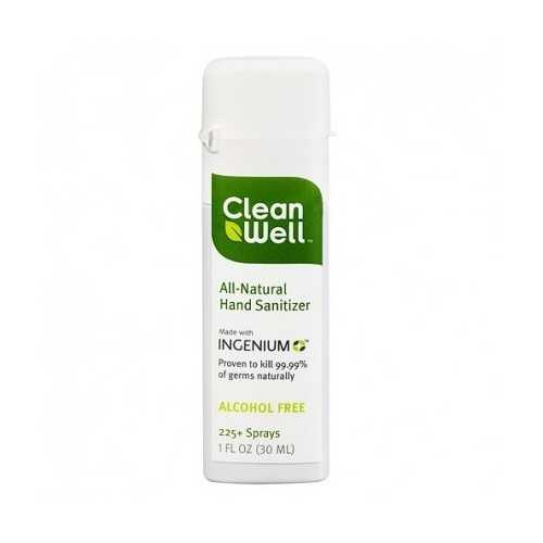 Cleanwell Hand Sanitizer Spray (24x1 Oz)