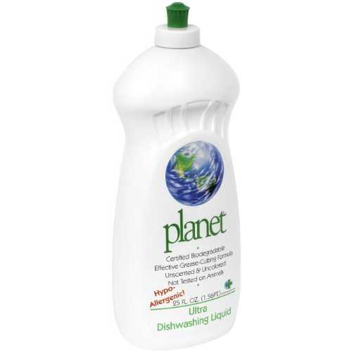 Planet Inc. Ultra Dishwashing Liquid (12x25 Oz)