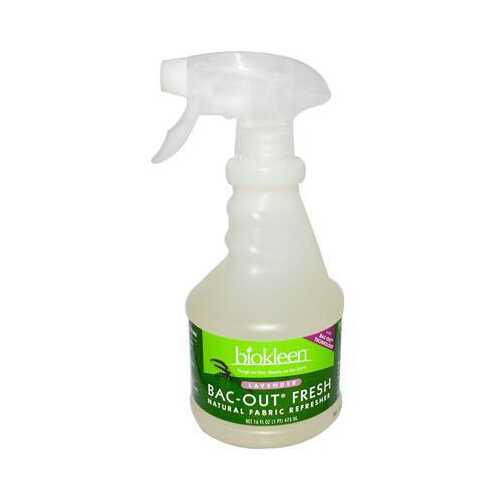 Biokleen Bac Out Fresh Lavender Fabric Spray (1x16Oz)