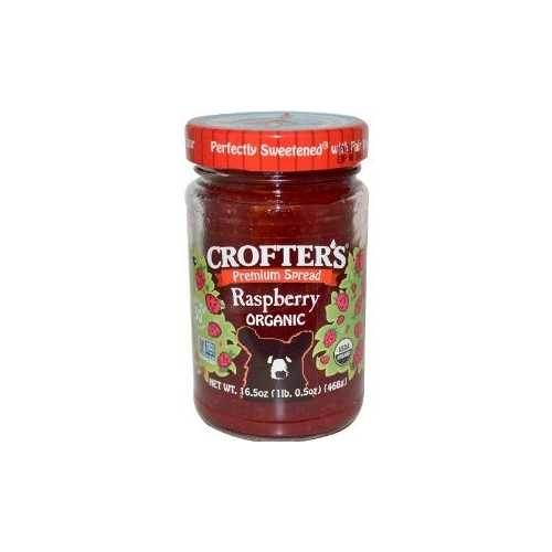 Crofters Raspberry Conserves (6x10 Oz)