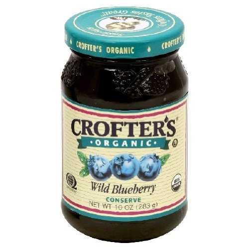 Crofters Wild Blackberry Conserves (6x10 Oz)