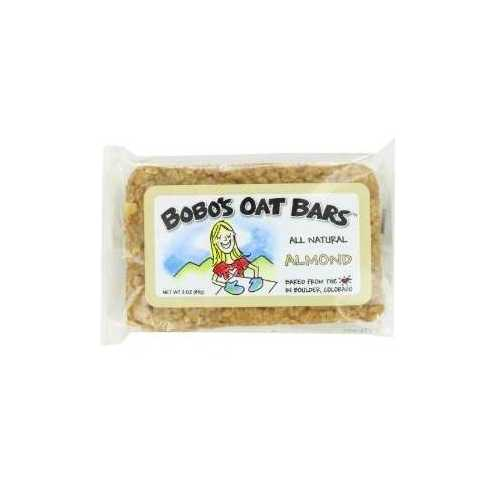 Bobo's Oat Bars Almond Oat Bars (12x3 Oz)