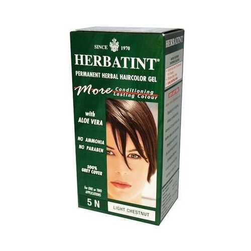 Herbatint 5n Light Chestnut Hair Color (1xKit)