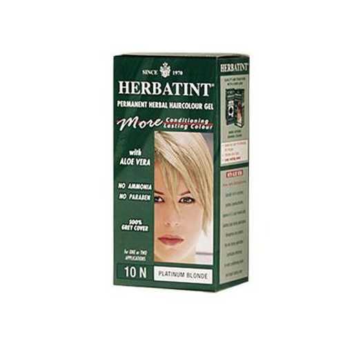 Herbatint 10n Platinum Blonde Hair Color (1xKit)