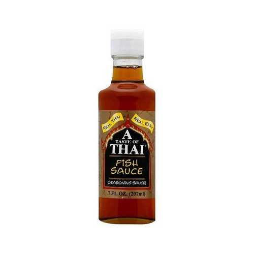 Taste Of Thai Fish Sauce (6x7 Oz)