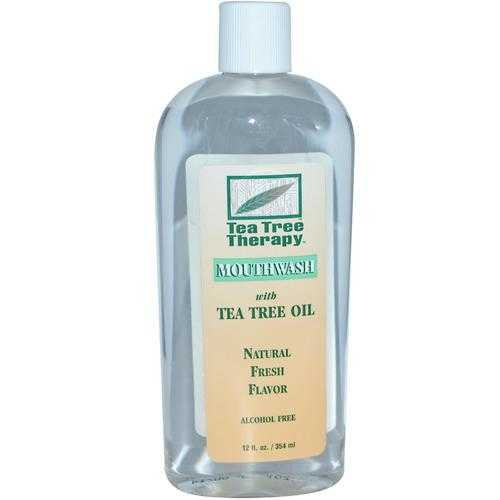 Tea Tree Therapy Tea Tree Mouthwash (1x12 Oz)