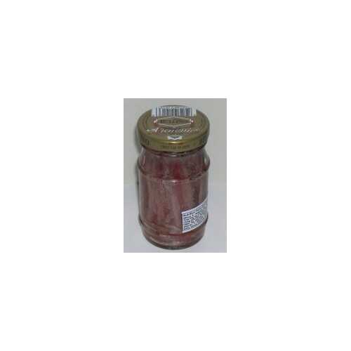 Bellino Anchovies Flat And In Oil (12x4.25 Oz)