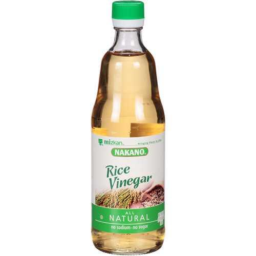 Nakano Natural Rice Vinegar (6x12 Oz)