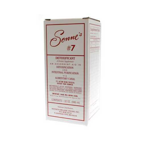 Sonne's #7 Detoxificant (1x32 Oz)