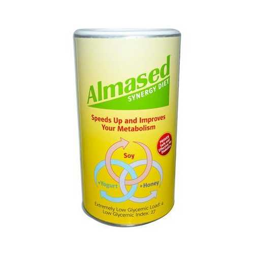 Almased Synergy Diet Powder (1x17.6)